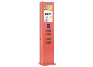 China Scannen-QR Code-Mietkiosk geteilte Energie-Bank-Aufladungsdock-Station usine