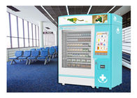 Different Size Medication Vending Machine With 22 Inch Large Advertising Screen